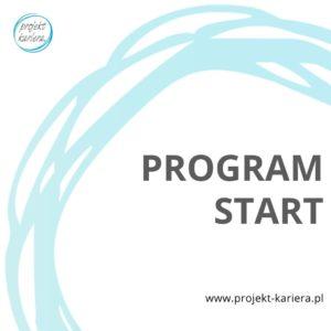 program start znalezieniu nowej pracy